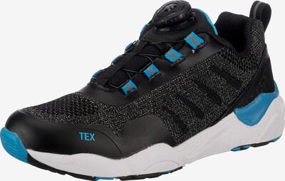 LURCHI Sneaker 'Leuron' in blau / grau / schwarz, Produktansicht