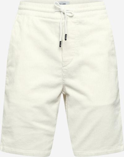Only & Sons Shorts 'LINUS' in weiß, Produktansicht