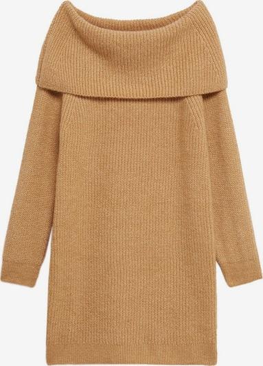 MANGO Kleid 'faldo' in braun, Produktansicht