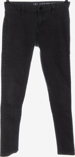 Sí Barcelona Röhrenjeans in 29 in schwarz, Produktansicht