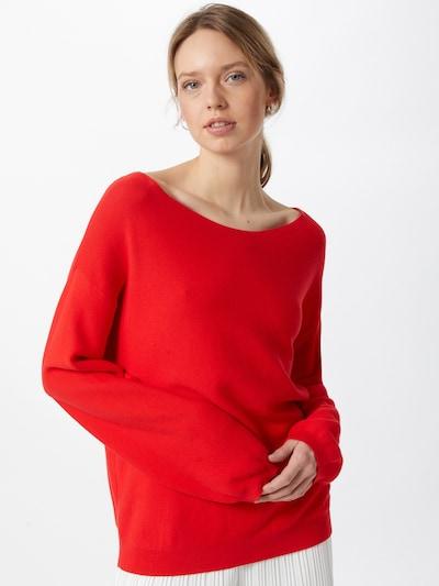 ESPRIT Pullover in feuerrot, Modelansicht
