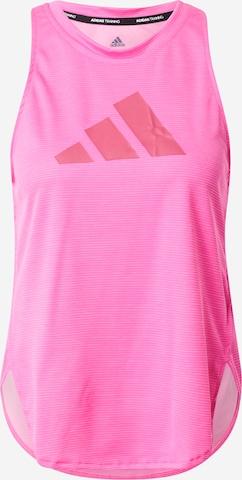 Top sportivo di ADIDAS PERFORMANCE in rosa