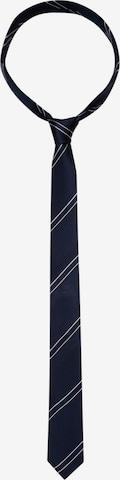 SEIDENSTICKER Krawatte in Blau