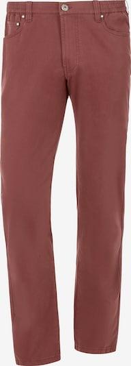 Jan Vanderstorm Pantalon 'Dag' en rouge, Vue avec produit
