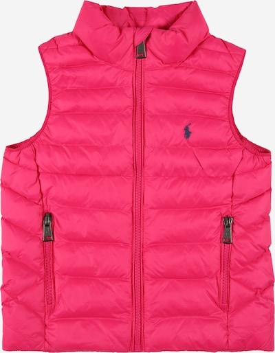 POLO RALPH LAUREN Bodywarmer in de kleur Nachtblauw / Pitaja roze, Productweergave