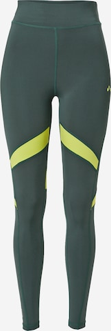 ONLY PLAY Workout Pants 'SHUK' in Green