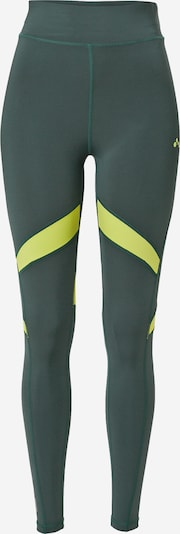ONLY PLAY Workout Pants 'SHUK' in Neon green / Dark green, Item view