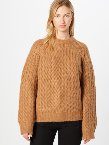2NDDAY Sweater in Brown