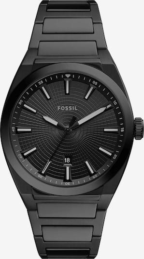 FOSSIL Analoginen kello 'EVERETT' värissä musta, Tuotenäkymä