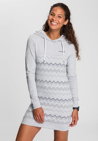 KangaROOS Dress in Grey
