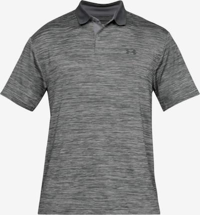 UNDER ARMOUR Poloshirt in graumeliert, Produktansicht