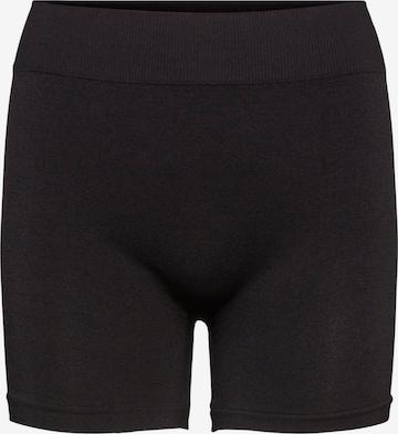 VERO MODA Shorts 'Jackie' in Schwarz