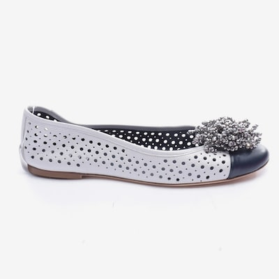 Pertini Flats & Loafers in 39 in Light grey, Item view
