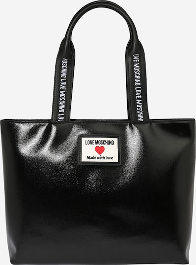 Love Moschino Shopper en negro, Vista del producto