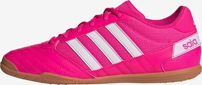 ADIDAS PERFORMANCE Voetbalschoen 'Super Sala' in de kleur Pink / Wit, Productweergave