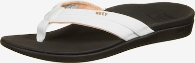 REEF Strandschuh 'Ortho-Bounce Coast' in weiß, Produktansicht