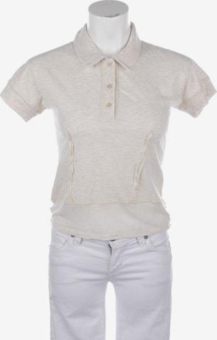 Miu Miu Shirt in S in Weiß