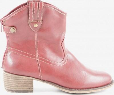Graceland Booties in 36 in feuerrot, Produktansicht