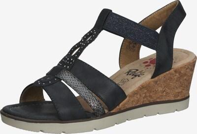 Relife Sandale in dunkelblau, Produktansicht