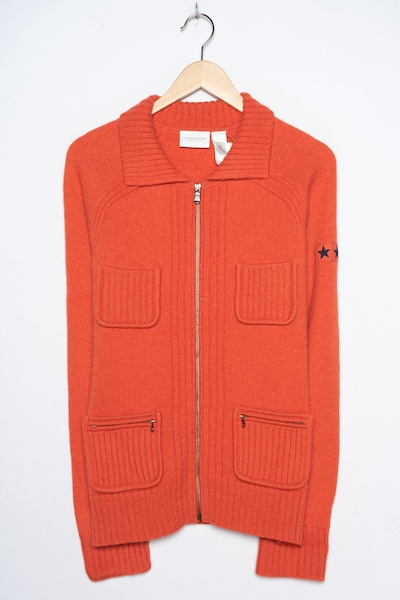 Liz Claiborne Strickjacke in M in orange, Produktansicht
