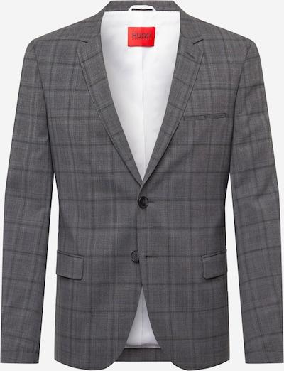 HUGO Veste de costume 'Anfred' en gris foncé / gris chiné, Vue avec produit