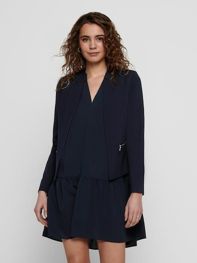 ONLY Blazer in dunkelblau, Modelansicht