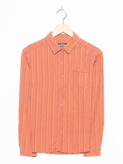 Woolrich Bluse in XL in hellrot, Produktansicht