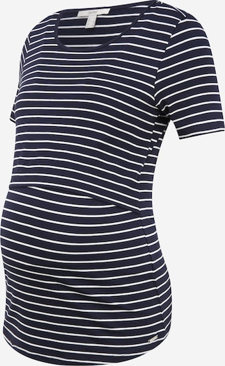 Esprit Maternity T-Krekls zils / balts, Preces skats