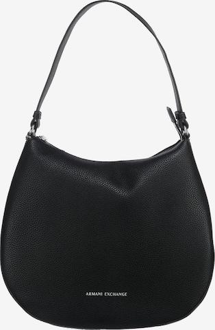 ARMANI EXCHANGE Shoulder Bag in Black