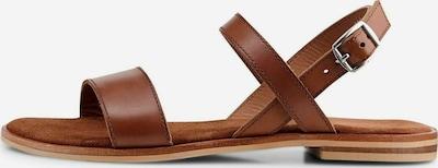 COX Riemchensandalen Trend-Sandale in braun, Produktansicht
