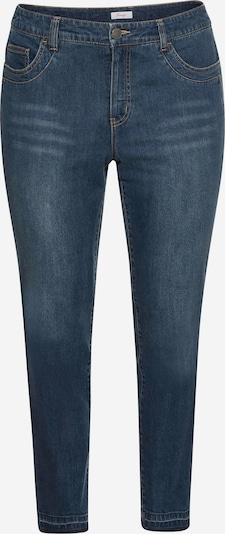 SHEEGO Jeans in dunkelblau, Produktansicht