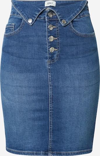 ONLY Suknja 'HUSH' u plavi traper, Pregled proizvoda