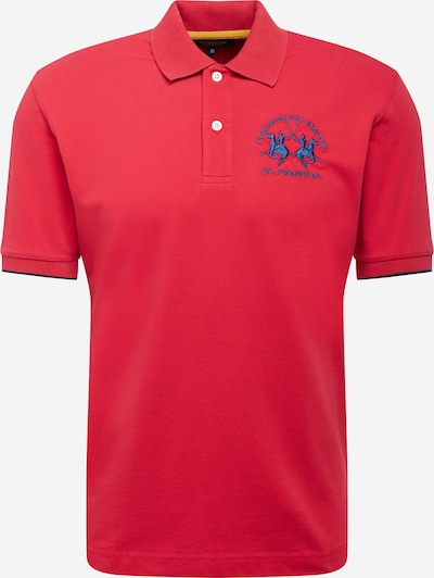 La Martina Shirt in navy / melone / weiß, Produktansicht