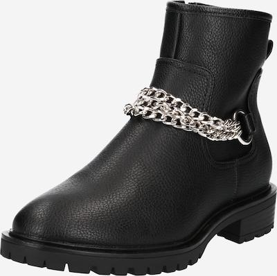 ONLY Boots 'TINA-7' in schwarz / silber, Produktansicht