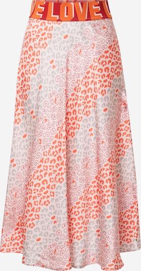 DELICATELOVE Skirt 'SARA' in Smoke blue / Orange / Pink / Wine red, Item view