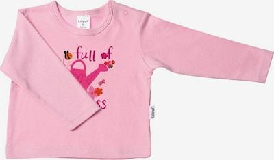 LILIPUT Langarmshirt in rosa, Produktansicht