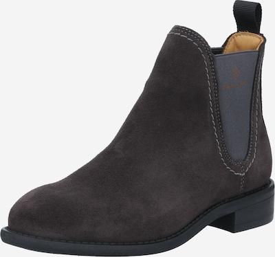 GANT Chelsea Boots 'Ainsley' en gris foncé / gris chiné, Vue avec produit