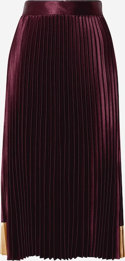 Ted Baker Skirt 'Glaycie' in Gold / Aubergine, Item view