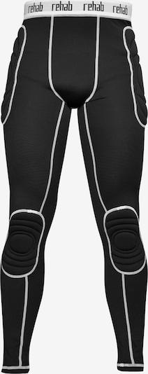 Rehab Unterwäsche in schwarz, Produktansicht