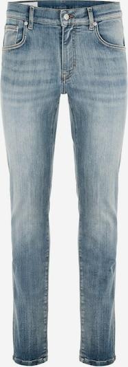 J.Lindeberg Jeans 'Jay Active' in de kleur Blauw denim, Productweergave