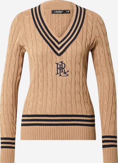 Lauren Ralph Lauren Pullover 'MEREN' in beige / marine, Produktansicht