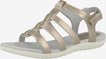 GEOX Sandale in Beige