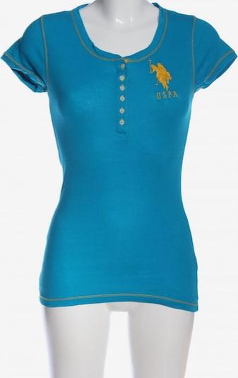 U.S. POLO ASSN. T-Shirt in S in blau, Produktansicht