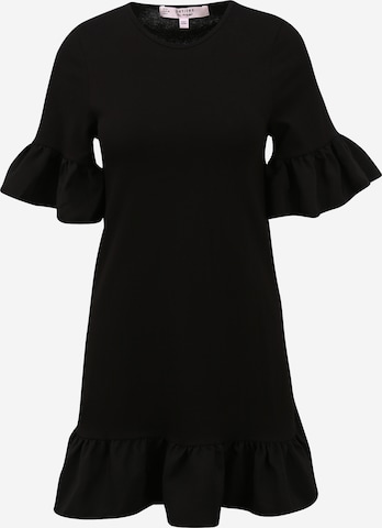 Miss Selfridge Mekko värissä musta
