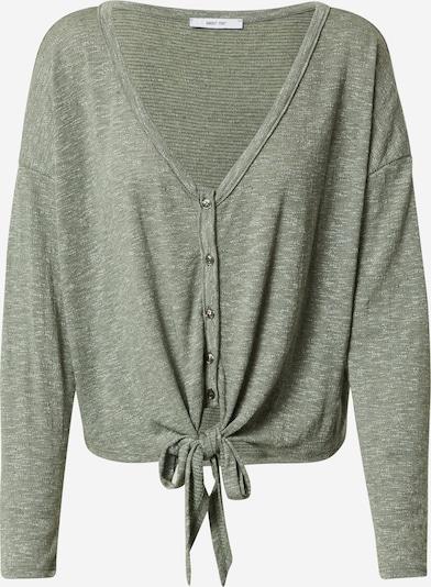 ABOUT YOU Shirt 'Jaden' in de kleur Groen, Productweergave