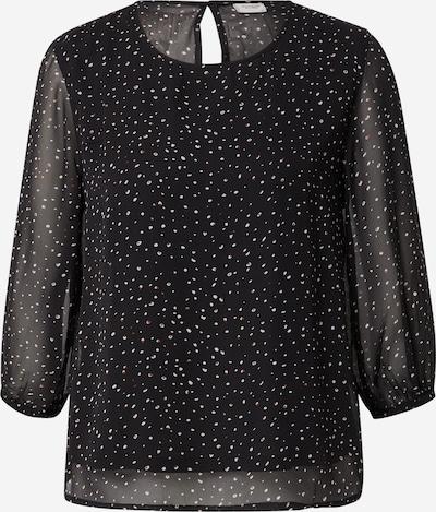 JACQUELINE de YONG Bluse 'Kylie' in hellbraun / schwarz / weiß, Produktansicht