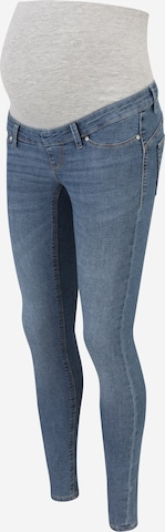 Only Maternity Jeans 'Iris' in Blue