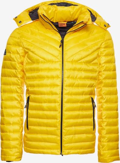 Superdry Winterjas 'Desert Alchemy Fuji' in de kleur Geel, Productweergave