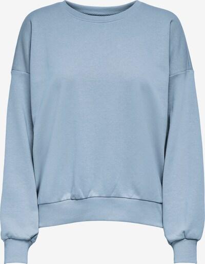 Bluză de molton 'KAPPI' ONLY pe albastru deschis, Vizualizare produs