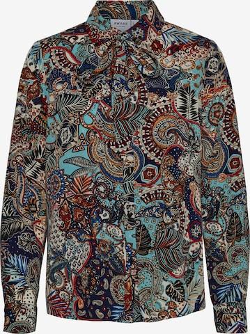 Vero Moda Aware Bluse 'Sarai' in Mischfarben
